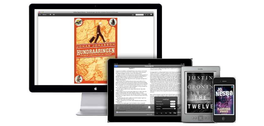 kom i gang med at læse og købe e-bøger med Riidr