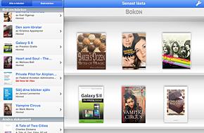 bibliotek til e-bøger